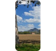 The Shed in The Paddock. iPhone Case/Skin