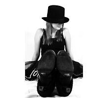 Top Hat 7 Photographic Print
