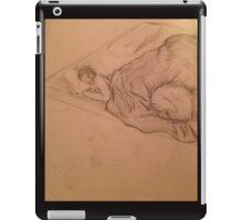 Sleepy werewolves iPad Case/Skin