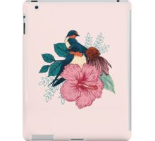Barn Swallows iPad Case/Skin