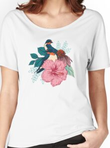 Barn Swallows Women's Relaxed Fit T-Shirt