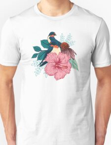 Barn Swallows Unisex T-Shirt
