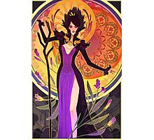 the witch of the wilds Photographic Print