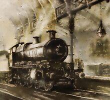 Memories of Paddington by Rasendyll