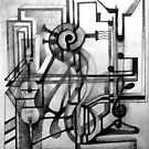 Drawing Study for a Sculpture. by - nawroski -