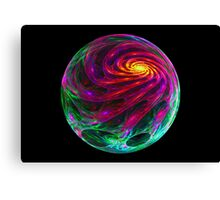 Celestial Cyclone Canvas Print