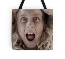 We can't hear you! Tote Bag
