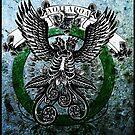 Aotearoa crest by Evan F.E. Lole