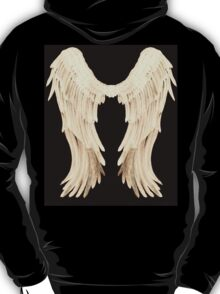 Angel Wings Ivory T-Shirt