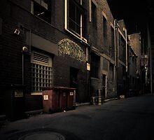 Garbage Lane by Marnie Hibbert