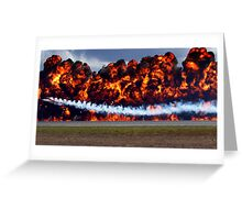 Hot Stuff.. Greeting Card