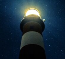 Assateague Light. Sticker