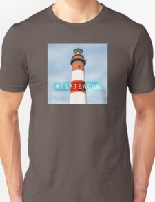 Assateague Light. T-Shirt