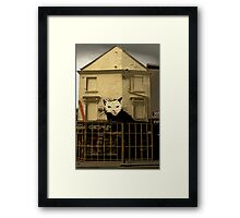 Rat Trap Framed Print