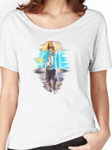 Jared 'fashion' Leto  Women's Relaxed Fit T-Shirt