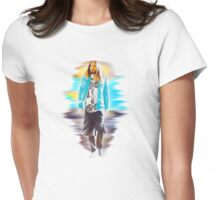 Jared 'fashion' Leto  Womens Fitted T-Shirt