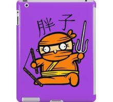 Fatty Ninja iPad Case/Skin