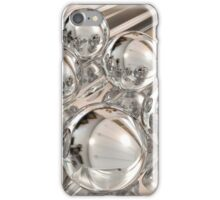Chrome Spheres iPhone Case/Skin