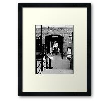 The Beatles Story Exhibition 2 Framed Print