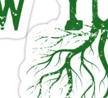 New York Roots Sticker