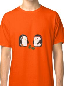 Penguin Mercenaries Classic T-Shirt