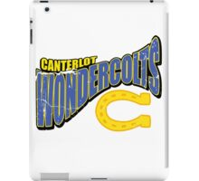 canterlot wondercolts iPad Case/Skin