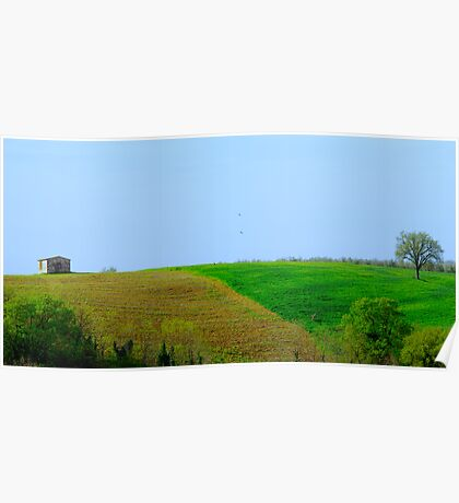 Simply Tuscan II Poster