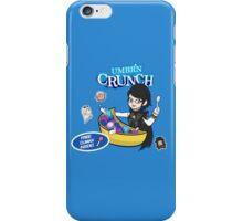 Umbr'n Crunch iPhone Case/Skin
