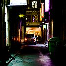Rainbow Alley by Aaron  Sheehan
