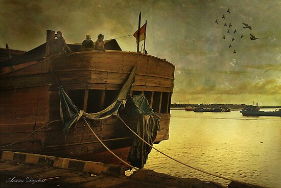 Batavia  by Antoine Dagobert