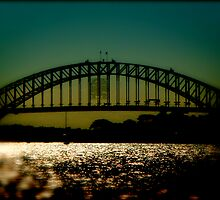 Bridge Baby by diongillard