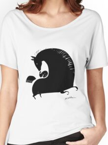 Horse & Girl Women's Relaxed Fit T-Shirt