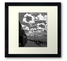 View from Albert Dock Framed Print