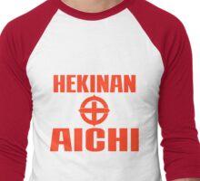 Hekinan Aichi Men's Baseball ¾ T-Shirt