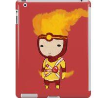 Firestorm iPad Case/Skin