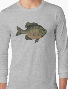 Crappie Long Sleeve T-Shirt