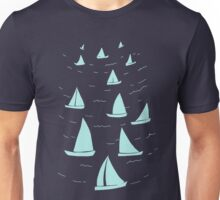 Sailing Sailor Unisex T-Shirt