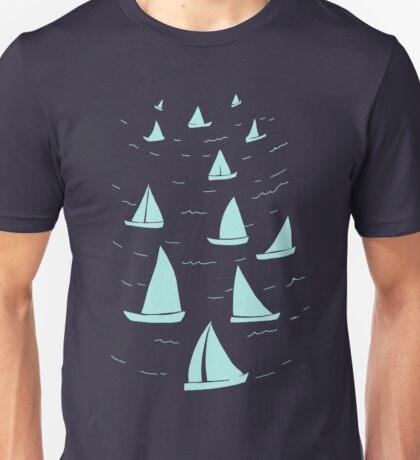 Sailing Sailor Unisex T-Shirt