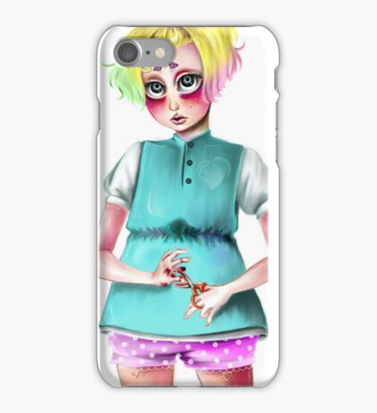 I Was Just... Playing iPhone Case/Skin