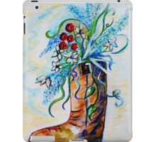 Only a Woman iPad Case/Skin