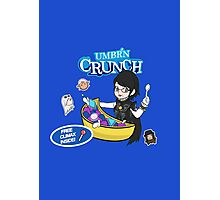 Umbr'n Crunch Photographic Print