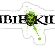 Zombie Killer B Sticker