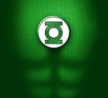 Green Lantern Suit by robozcapoz