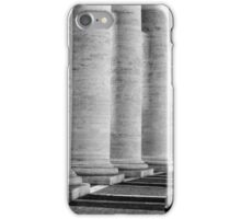Columns of St Peter's iPhone Case/Skin
