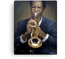 Groovin' High Canvas Print