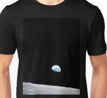 Earth Rise Unisex T-Shirt