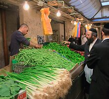 Machaneh Yehuda Market by Eyal Nahmias