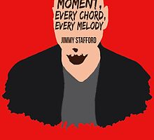 Jimmy Stafford - Enjoy Every Moment, Every Chord, Every Melody by ILoveTrain