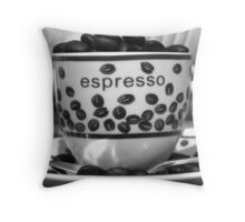 Espresso Anyone? Throw Pillow