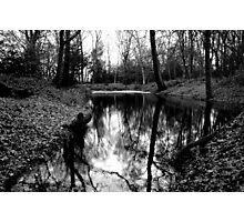 Camlet Moat Photographic Print